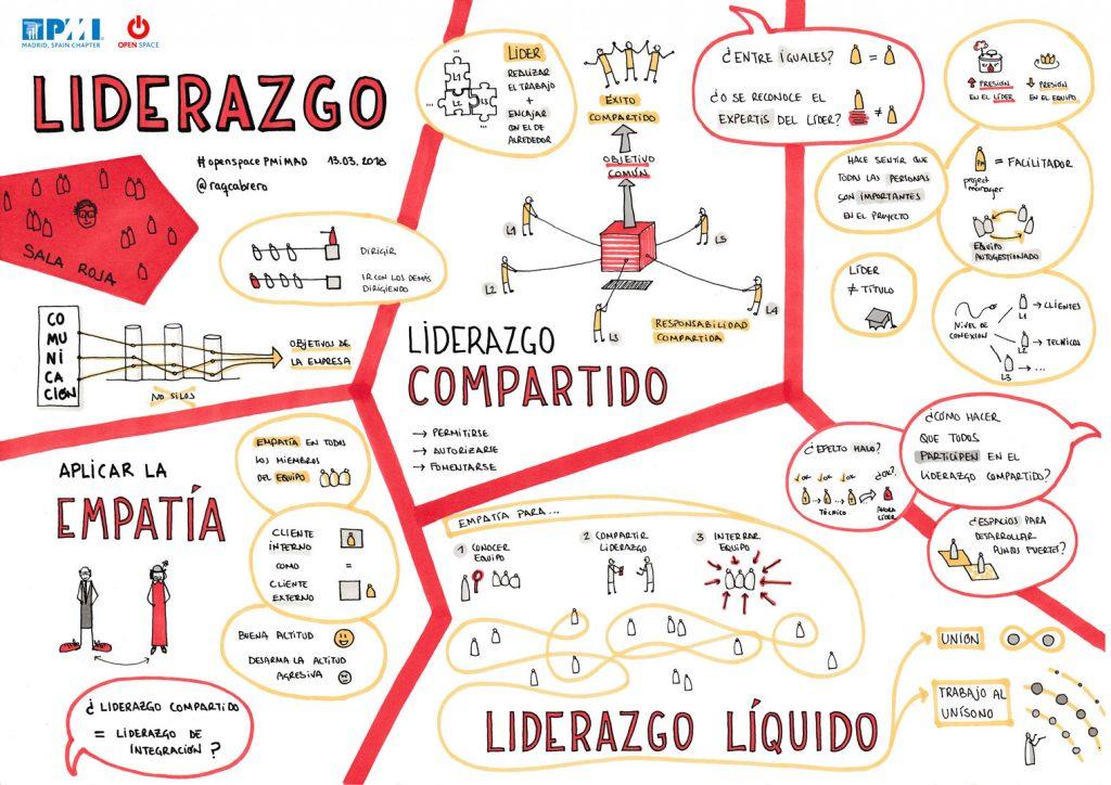 Visualizacion PMI Madrid - Liderazgo Compartido